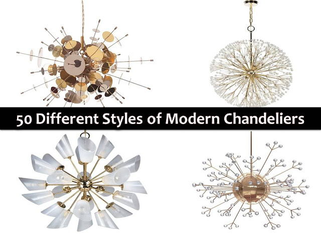 Chandeliers can make or break your home interior. By choosing a design that suits in your own home, it will lighten and brighten up the environment inside. Here's a different style of modern chandelier lighting, including modern chandeliers, crystal chandeliers, and different chandelier fixture ideas to consider for your own home.