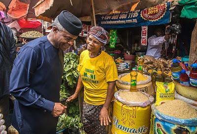 Yemi Osinbajo Is A Huge Disappointment....Olusegun Obasanjo