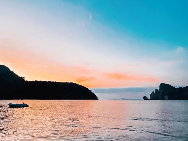 phi phi island o que fazer