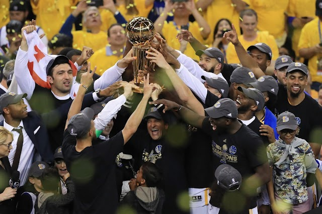 Заза Пачулия стал чемпионом NBA в составе Golden State Warriors