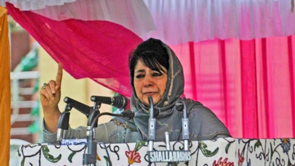 Jammu and Kashmir:Narendra Modi meets regional leaders
