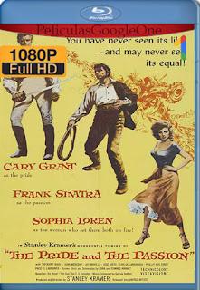Orgullo Y Pasion [1957] [1080p BRrip] [Latino-Ingles] [HazroaH]