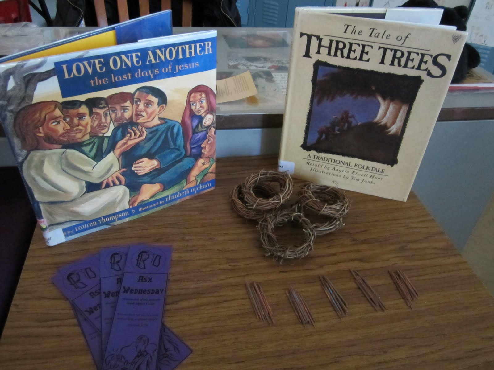 Rosary Mom Lenten Lesson Plan