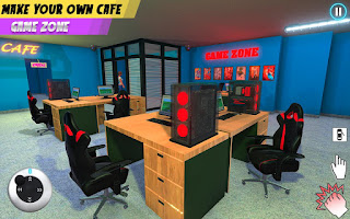 pc cafe business simulator 2020 android