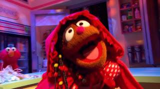 Little Red Riding Hood, Sesame Street Episode 4318 Build a Better Basket season 43