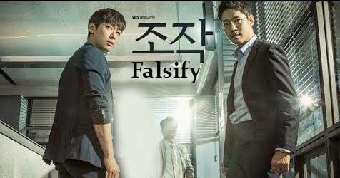 Falsify drama korea