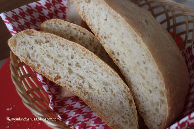 Irmi's einfachstes Weizenbrot