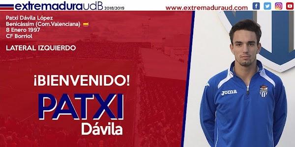 Oficial: Extremadura B, llega Patxi Dávila