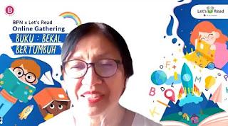 Komunitas Membaca nyaring/read aloud di Indonesia