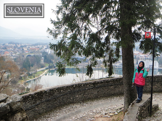 Morning Hike to Bled Castle, Slovenia