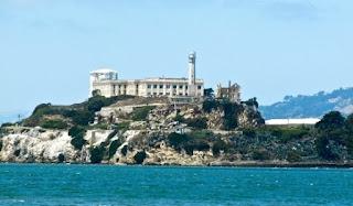 Alcatraz Federal Penitentiary - Amerika Serikat