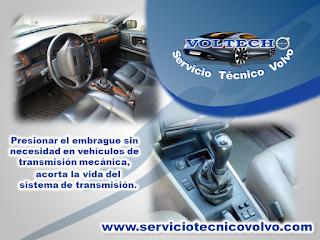 Sistema de Transmision Volvo VOLTECH