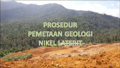 pemetaan geologi nikel