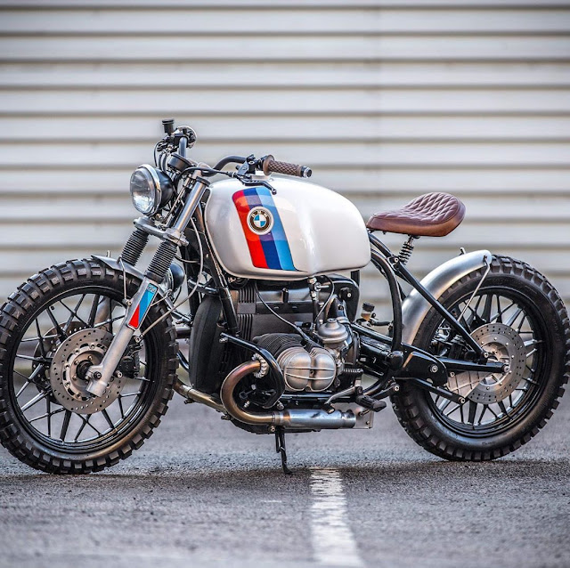 BMW By Down & Out Cafe Racers Hell Kustom
