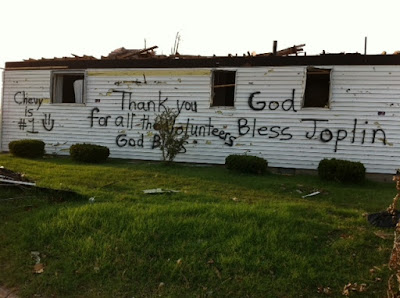 Joplin, Missouri – This says it all…