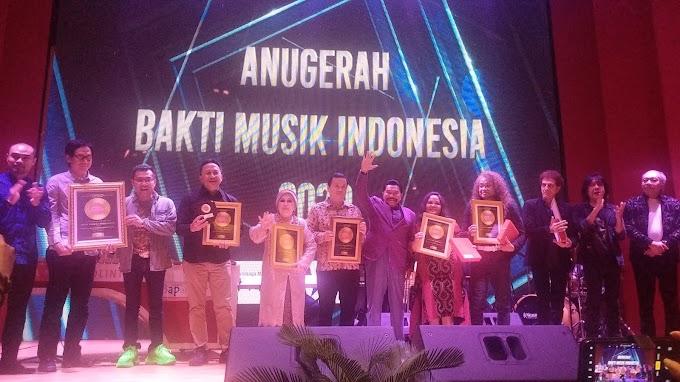 Hari musik nasional yang di gelar oleh Pappri di Perpustakaan Nasional Jakarta