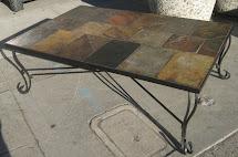 Uhuru Furniture & Collectibles Sold - Slate And Iron