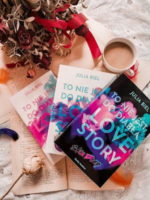 [PRZEDPRWMIEROWO] : To nie jest, do diabła, love story. Skin Deep - Julia Biel