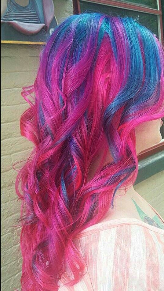 Astonishing Hair Color Combinations The Haircut Web