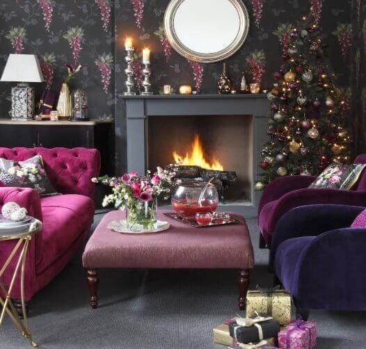Christmas, Home Decoration ,Living Room
