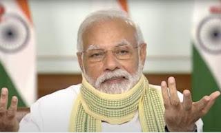 किसान आंदोलन के बीच आज PM मोदी की 'मन की बात'