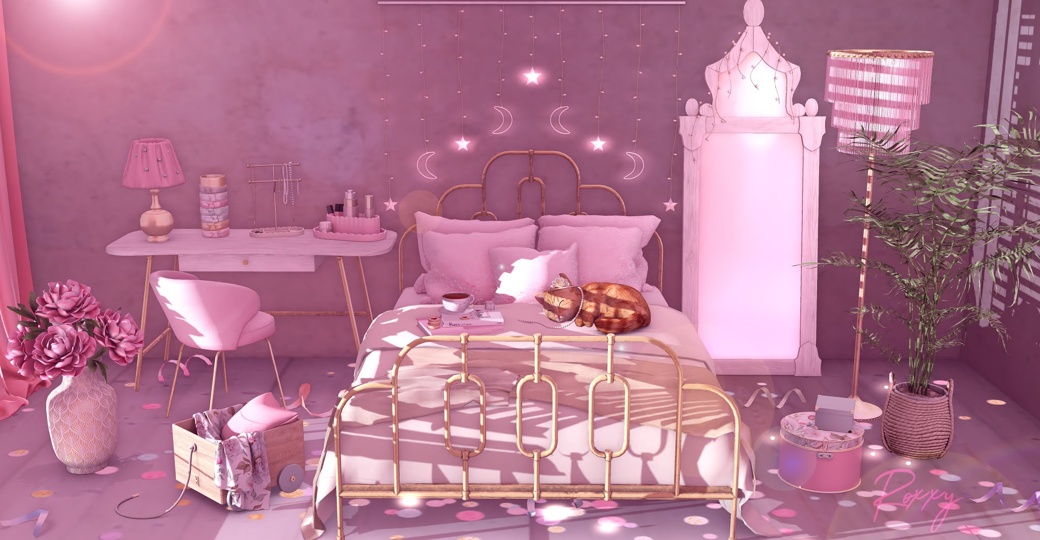 Paradise Bedroom