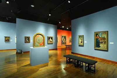 El Paso Museum of Art ( bảo tàng nghệ thuật )