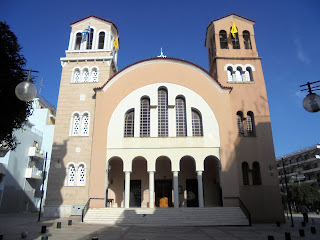 ναός των Παμμέγιστων Ταξιαρχών στην Καλαμάτα