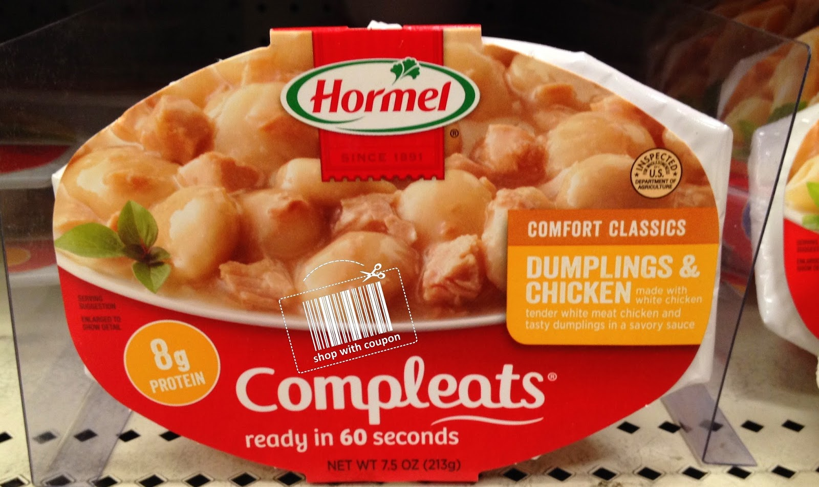 With Coupon Target Hormel Compleats Microwave Meal