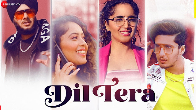 Dil Tera - Lyrics  Harshdeep Singh