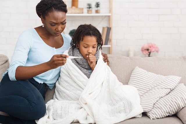 Kenali Gejala Flu dan Pilek pada Anak
