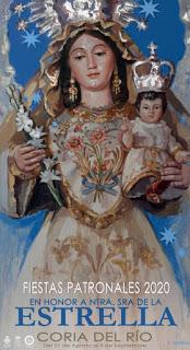 Presentado el cartel de las Fiestas Patronales de Coria del Río (Sevilla)