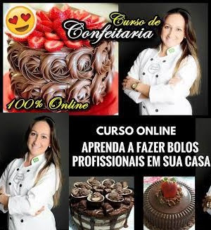 Curso Online Escola de Bolo by Marrara
