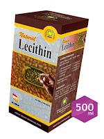 manfaat lecithin nasa