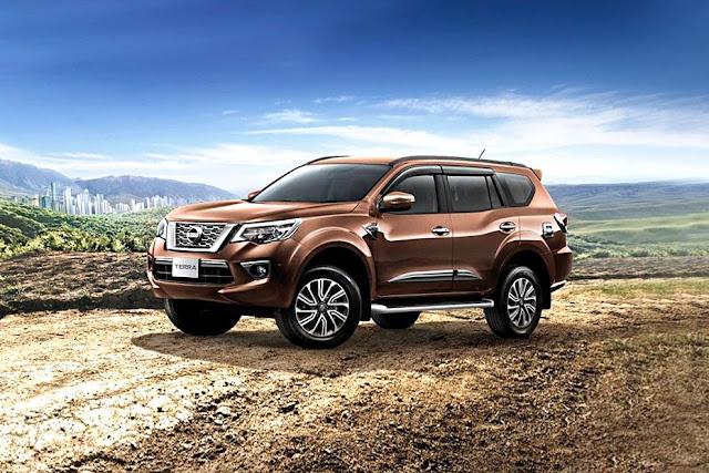 Spesifikasi dan Harga Nissan Terra Terbaru