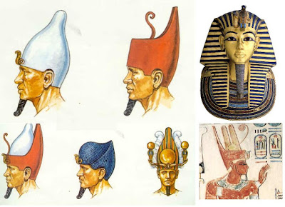 Ancient Egyptian Crowns and Headdresses