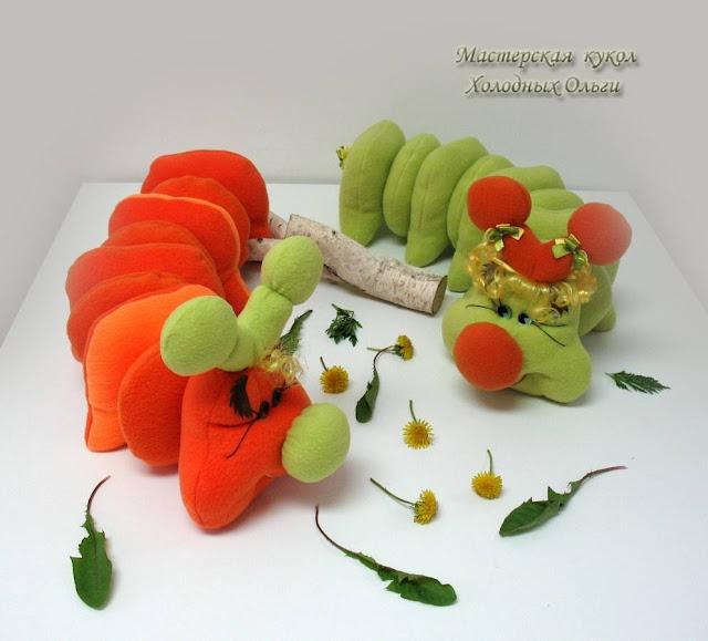 Гусенички