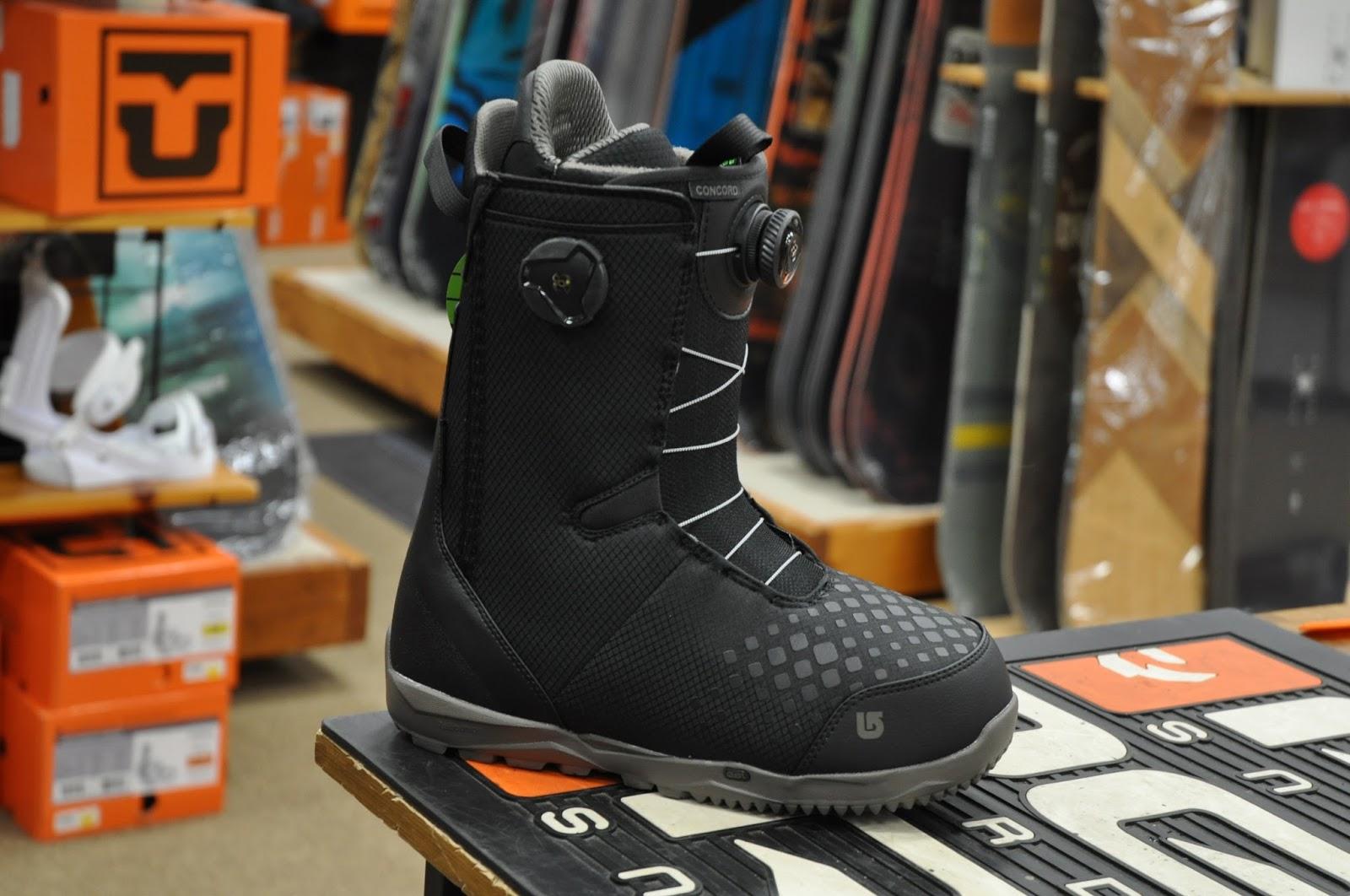 397fda6529 Alpine Ski Shop Daily Drops: Burton Concord Boa snowboard boot for 2018