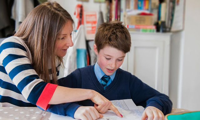 choosing a private tutor.
