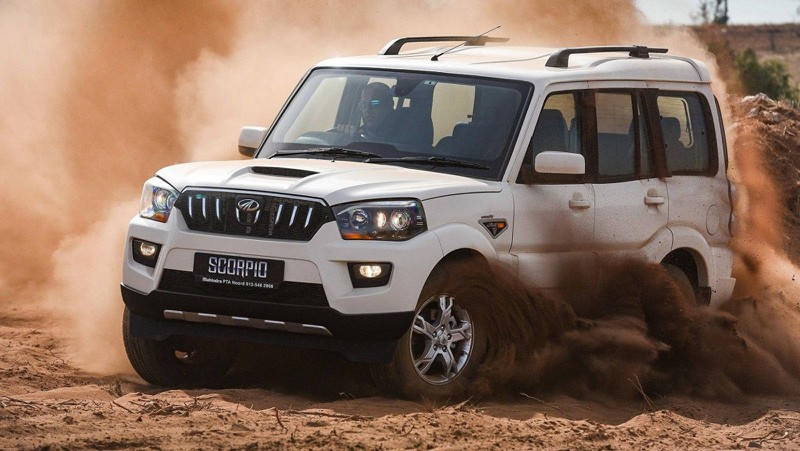 Mahindra Scorpio giá rẻ chỉ 382 triệu, nhiều tiện ích an toàn
