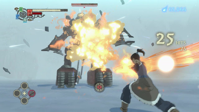 Download Game PC The Legend Of Korra
