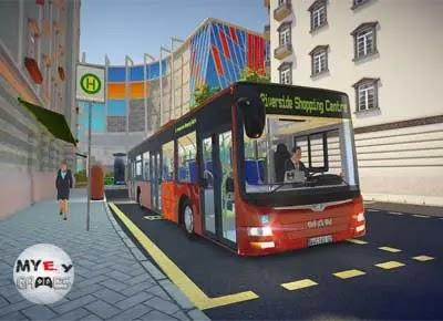 ماذا عن تحميل لعبة Bus Simulator 16 للكمبيوتر من ميديا فاير