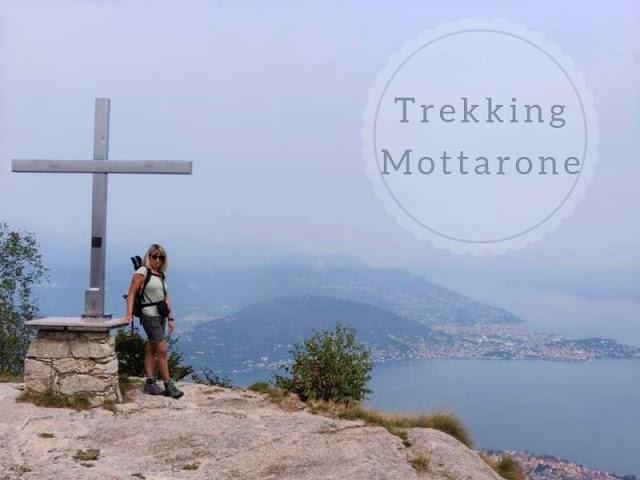Trekking ad anello al Mottarone da Stresa: vetta del monte Zughero