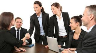 Tugas penerima tamu – pengetahuan penunjang sekretaris