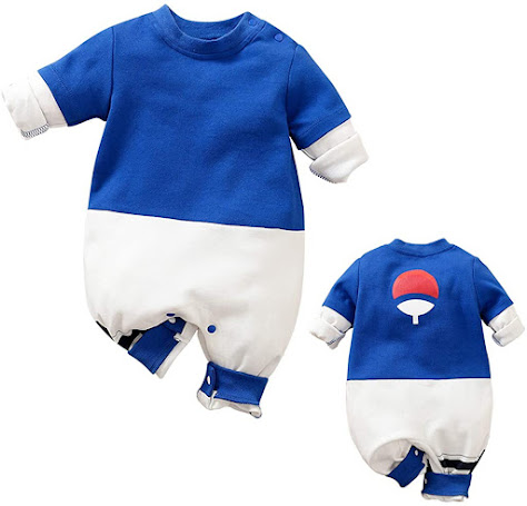 Cool Anime Naruto Sasuke Baby Boy Clothes