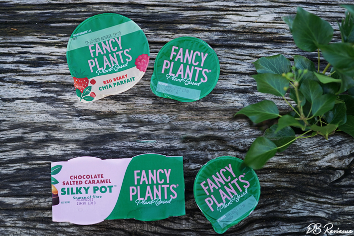 Fancy Plants chilled plant-based snacks