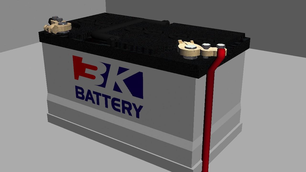 Slrr 3k Battery