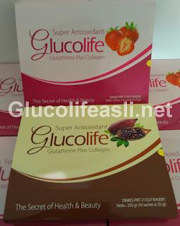 Glucoberry Asli dengan Harga Murah