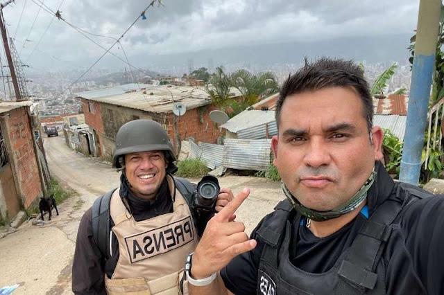 Reportero Luis Hugas fue a la Cota 905 disfrazado de funcionario del FAES