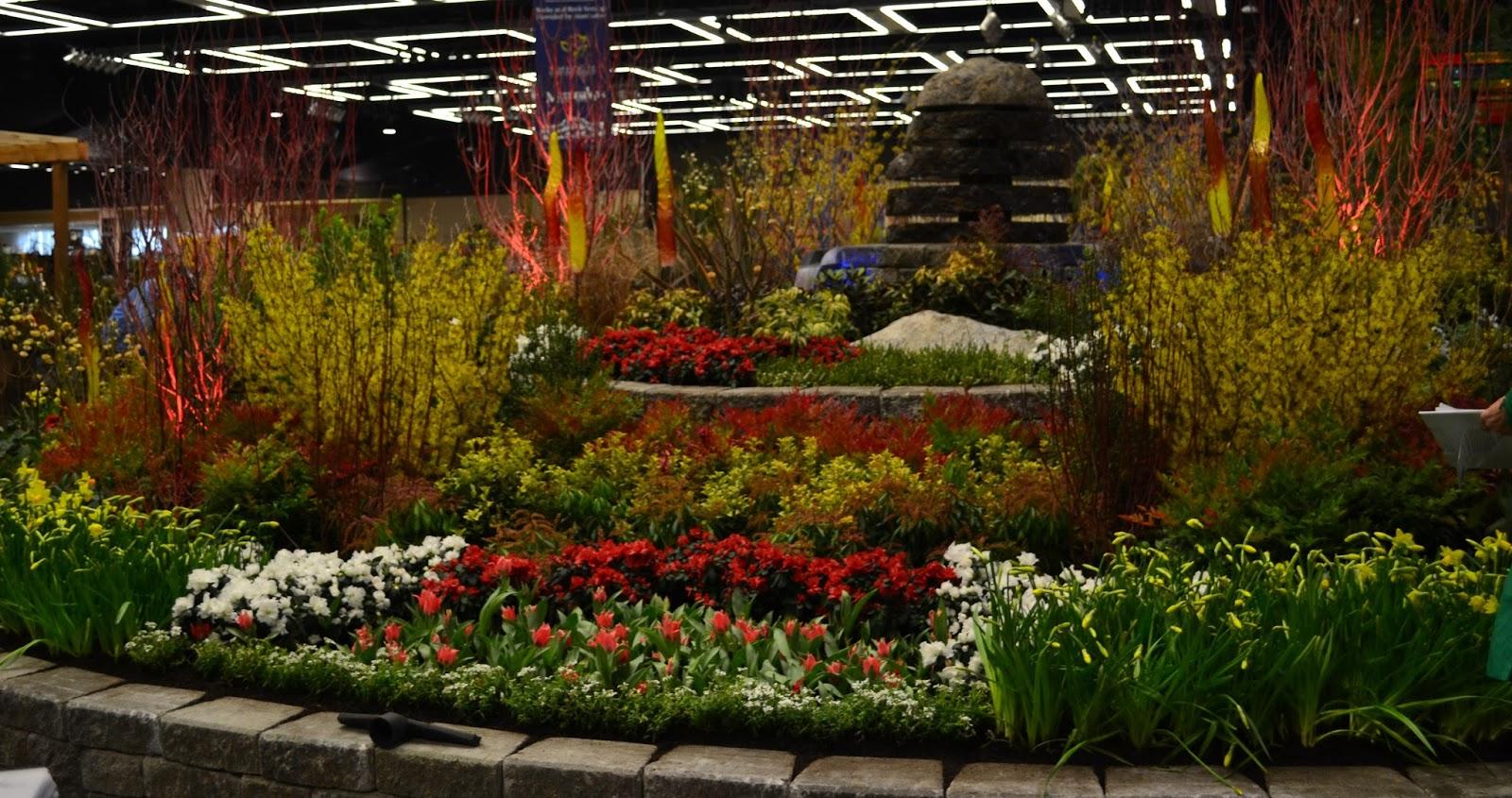 Linda Letters:: Northwest Flower and Garden Festival: Display ...